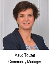 Maud Touzet | Community Manager